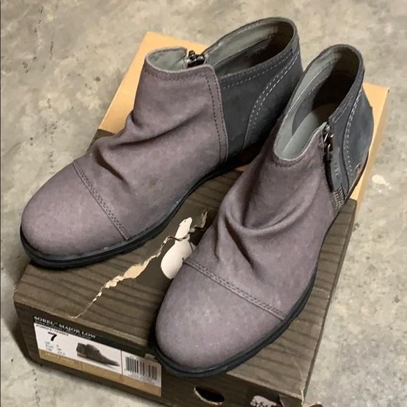 05a08b909382 New SOREL Major Low Boots